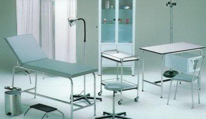Медицинская мебель и оборудование
