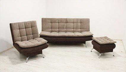 Диваны, кресла и пуфы